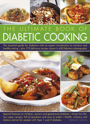 Complete Book of Diabetic Cooking (BOK)