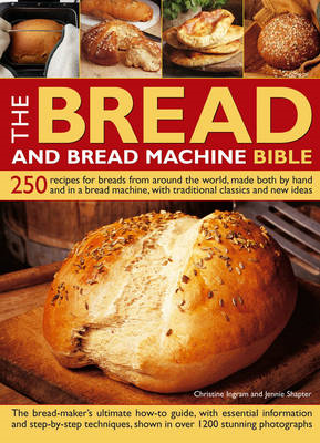 Bread and Bread Machine Bible (BOK)