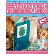 Step-by-Step Guide to Creating Handmade Gift Cards (BOK)