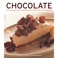 The Chocolate Cookbook: Luxurious Treats for Total Indulgence : 135 Irresistible Recipes Shown in 26 (BOK)
