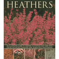 Heathers: An Illustrated Guide to Varities, Cultivation and Care, with Step-by-step Instructions and (BOK)