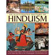 A History of Hinduism: The Story of Hindu Religion, Culture and Civilization, from the Time of Krish (BOK)