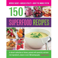 150 Superfood recipes (BOK)