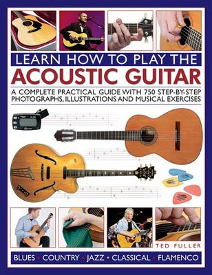 Learn How to Play the Acoustic Guitar (BOK)