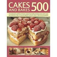 Cakes and Bakes 500 (BOK)