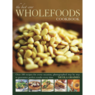 Best-Ever Wholefoods Cookbook (BOK)