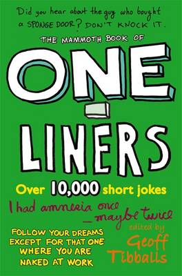 The Mammoth Book of One-Liners (BOK)