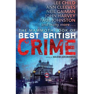 Mammoth Book of Best British Crime (BOK)