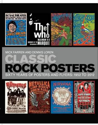 Classic Rock Posters (BOK)