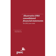 Illustrative IFRS Consolidated Financial Statements for 2012 Year Ends (BOK)