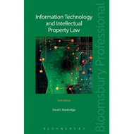 Information Technology and Intellectual Property Law (BOK)