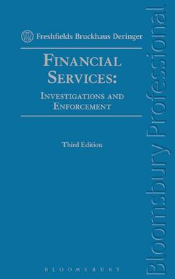 Financial Services: Investigations and Enforcement (BOK)