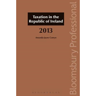 Taxation in the Republic of Ireland 2013 (BOK)