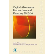 Capital Allowances: Transactions and Planning: 2013/14 (BOK)