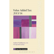 Core Tax Annual: VAT: 2013/14 (BOK)