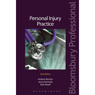 Personal Injury Practice (BOK)