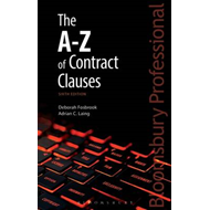 The A-Z of Contract Clauses (BOK)