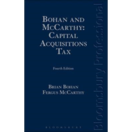 Bohan and McCarthy: Capital Acquisitions Tax (BOK)