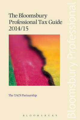 Bloomsbury Professional Tax Guide (BOK)