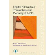 Capital Allowances: Transactions and Planning 2014/15 (BOK)