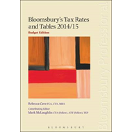 Bloomsbury's Tax Rates and Tables (BOK)