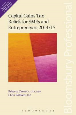 Capital Gains Tax Reliefs for SMEs and Entrepreneurs 2014/15 (BOK)