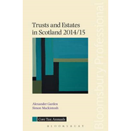 Trusts and Estates in Scotland 2014/15 (BOK)