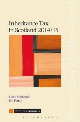Inheritance Tax in Scotland 2014/15 (BOK)