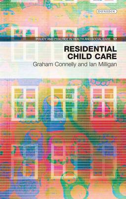 Residential Child Care: Between Home and Family (BOK)