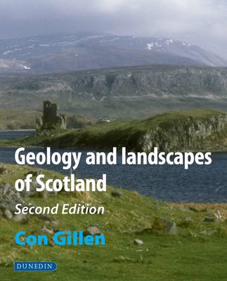 Geology and Landscapes of Scotland (BOK)