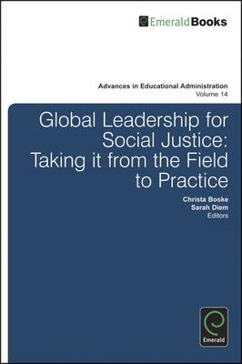 Global Leadership for Social Justice: Taking it from the Field to Practice (BOK)