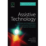Assistive Technology: Principles and Applications for Communication Disorders and Special Education (BOK)