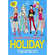 Holiday Fashion: Sticker Style Studio (BOK)