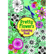 Pretty Flowers Colouring Book (BOK)