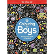 Colouring for Boys (BOK)