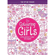 Colouring For Girls (BOK)