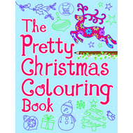 Pretty Christmas Colouring Book (BOK)