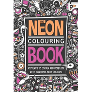 Neon Colouring Book (BOK)