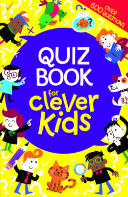 Quiz Book for Clever Kids (BOK)