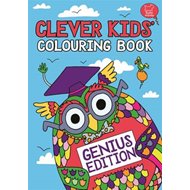 Clever Kids' Colouring Book (BOK)
