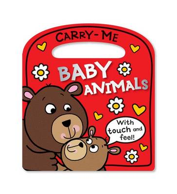 Carry-me Baby Animals (BOK)