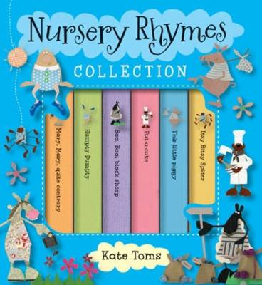The Nursery Rhymes Collection (BOK)