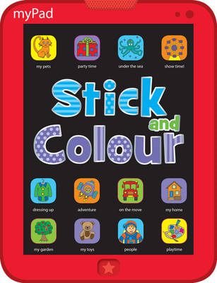 Mypad Stick and Colour (BOK)