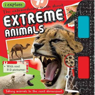 iExplore Extreme Animals (BOK)