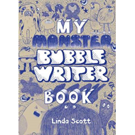 My Monster Bubblewriter Book (BOK)