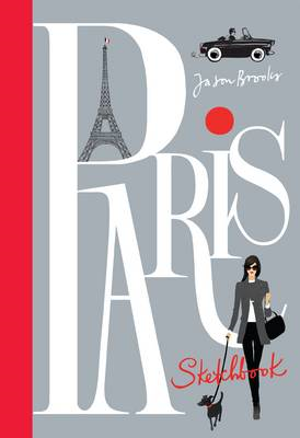 Paris Sketchbook (BOK)