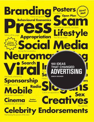 100 Ideas That Changed Advertising (BOK)