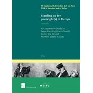 Standing Up for Your Right(s) in Europe: A Comparative Study on Legal Standing (Locus Standi) Before (BOK)