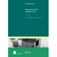 European Union Property Law: From Fragments to a System (BOK)