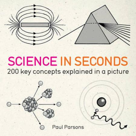 Science in Seconds (BOK)